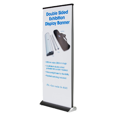 Main product image for Double-Sided Exhibition Banners