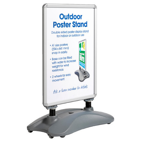 Main product image for Outdoor Poster Stands