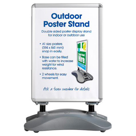 Alternative product image for Outdoor Poster Stands