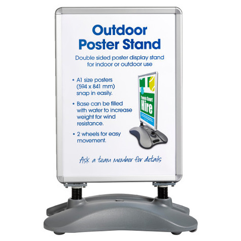 Alternative product image #1 for Outdoor Poster Stands