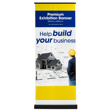 Alternative product image for Premium Exhibition Banners