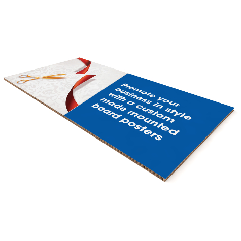 Main product image for Board Mounted Posters