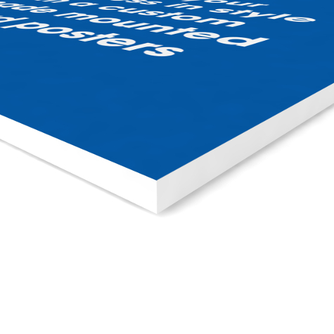 Alternative product image for Board Mounted Posters
