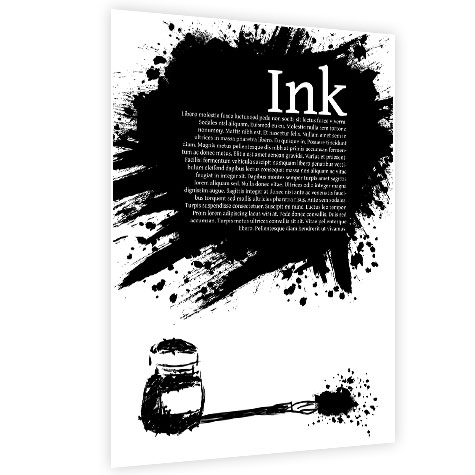 Main product image for Black & White Posters
