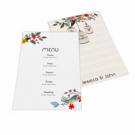 Main product image for Menus