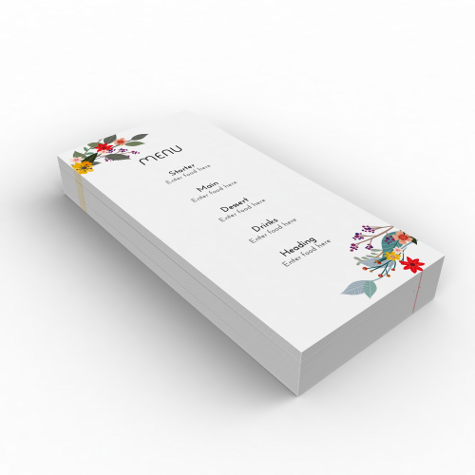 Alternative product image for Menus