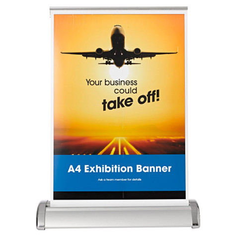 Alternative product image for Mini Exhibition Banners