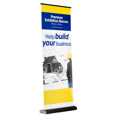 Main product image for Premium Exhibition Banners