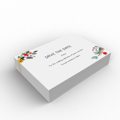 Save the date cards officeworks alternative product image for save the date cards reheart Gallery