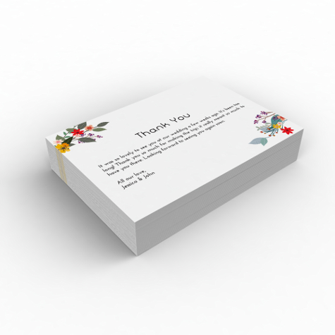 Alternative product image for Thank You Cards