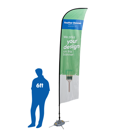 Main product image for Feather Banners