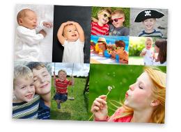 Collage prints image