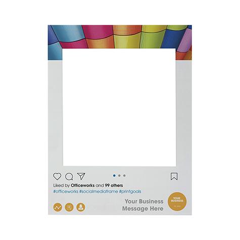 Alternative product image for Social Media Frame